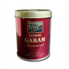 Tin Canned Gudang Garam International Filter