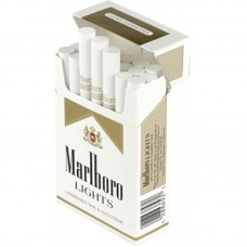 Marlboro Lights Gold